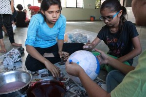Craft making in process_Worshop with NID students_November 2015.6 (1)